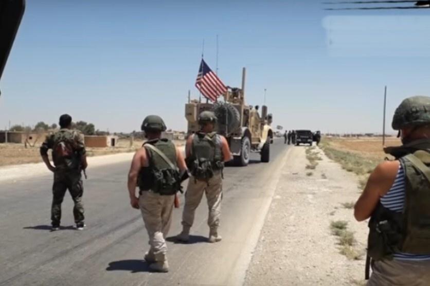Rusové zablokovali v Sýrii americký konvoj
